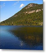 Echo Lake Franconia Notch New Hampshire Metal Print