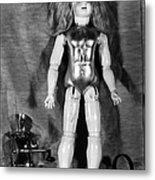Edison: Talking Doll, C1890 Metal Print