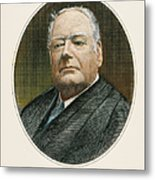 Edward Douglass White Metal Print by Granger