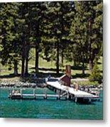 Ehrman Mansion Sugar Pine Point State Park Metal Print