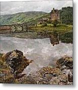 Eilean Donan Castle 2 Metal Print