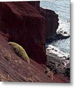El Golfo Ash Mountain Metal Print