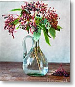 Elderberries 06 Metal Print