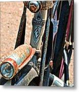 Electra Bicycle II Metal Print