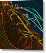 Electric Jelly Metal Print