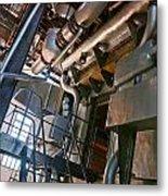 Electric Plant Metal Print