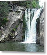 Elk River Falls Metal Print