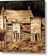 Elkhorn Montana Metal Print