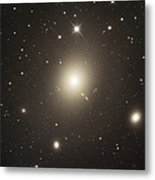 Elliptical Galaxy Messier 87 Metal Print