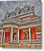 Ellwood Mansion Metal Print by Dan Crosby