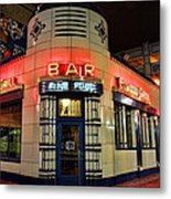Elwood Bar And Grill Detroit Michigan Metal Print
