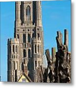 Ely Cathedral Metal Print