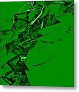 Emerald2 Metal Print