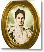 Emily Warren Roebling Metal Print