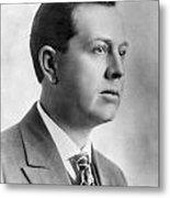 Emmett Dalton (1871-1937) Metal Print