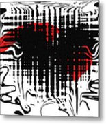 Emotion Metal Print