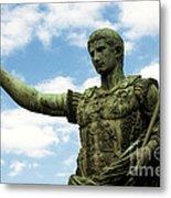 Emperor Caesar Augustus Metal Print