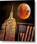 Empire Solstice Metal Print