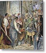 End Of Roman Empire Metal Print