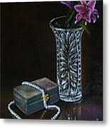End Of The Night Metal Print