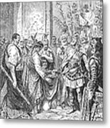 End Of The Roman Empire Metal Print