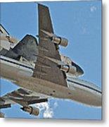 Endeavour's Last Flight Iv Metal Print