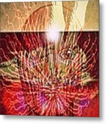 Endogenous Factors Are Bursting Of Great Lessons Metal Print by Paulo Zerbato