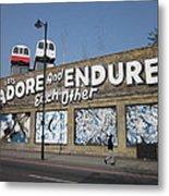 Endure Metal Print