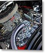 Engine 632 Metal Print