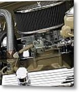 Engine523 Metal Print