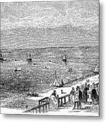 England: Brighton, 1853 Metal Print