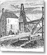 England: Coal Mining Metal Print