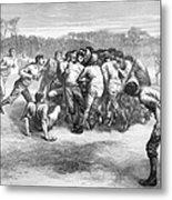 England: Rugby (1871) Metal Print