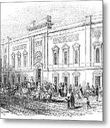 England: Theatre, 1843 Metal Print