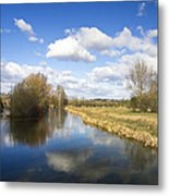 English Countryside1 Metal Print by Jane Rix