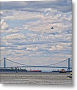 Enterprise 3 Metal Print