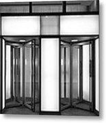 Entrance Metal Print by Thomas Splietker