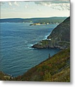 Entrance To St. John's Harbour Metal Print