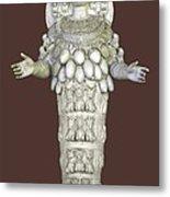 Ephesian Statue Of Artemis Metal Print