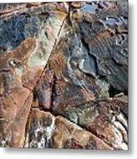 Erocean Rocks 1 Koh Kut Thailand Metal Print