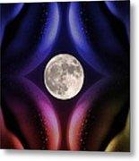 Erotic Moonlight Metal Print