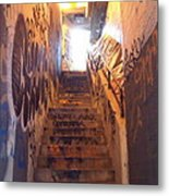 Escape From Hell Metal Print