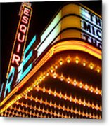 Esquire Theater Metal Print