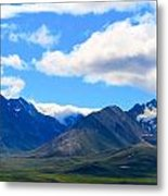 Essential Layers Metal Print