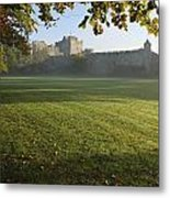Estate Of Cahir Castle Cahir, County Metal Print