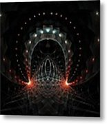 Et - Out Of This World Metal Print