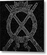 eternal flame I Metal Print by Phil Bongiorno
