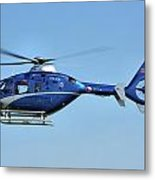 Eurocopter Ec135 Metal Print