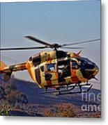 Eurocopter Uh-72 Lakota Metal Print