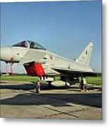 Eurofighter Ef2000 Typhoon Metal Print